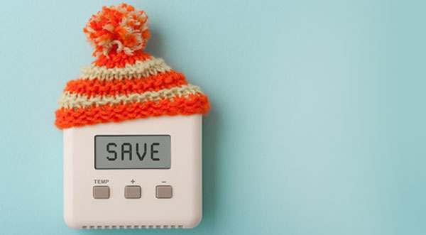 Save on the heating bill